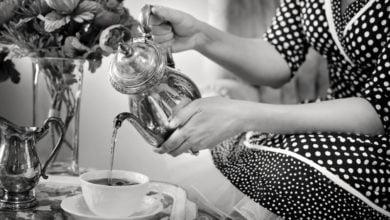 Photo of Пийте чай от каркаде за здраво сърце