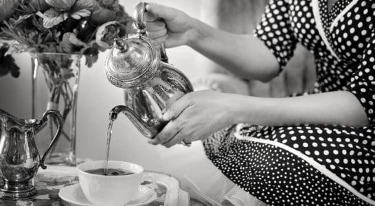 Пийте чай от каркаде за здраво сърце