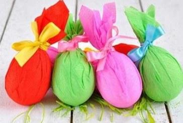 Четири артистични идеи за декориране на великденските яйца