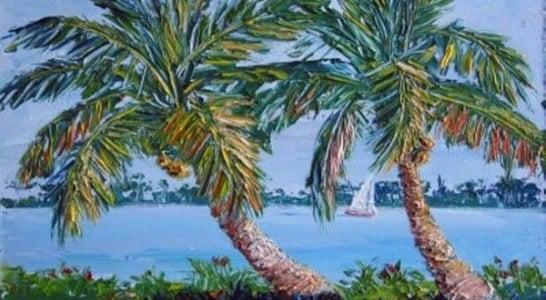 Съцветия на палмите