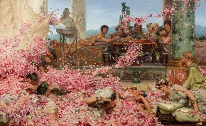 Последната роза на Нерон